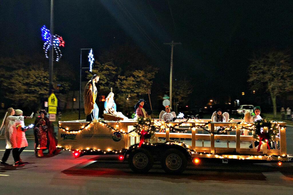 Рождественский парад-2017