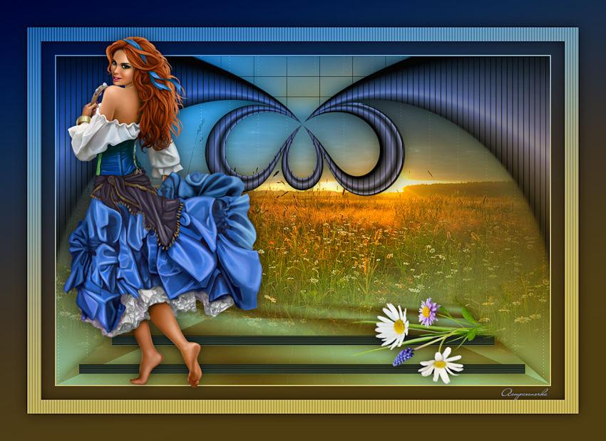 SEL. 001-002 .- the gypsy woman .jpg