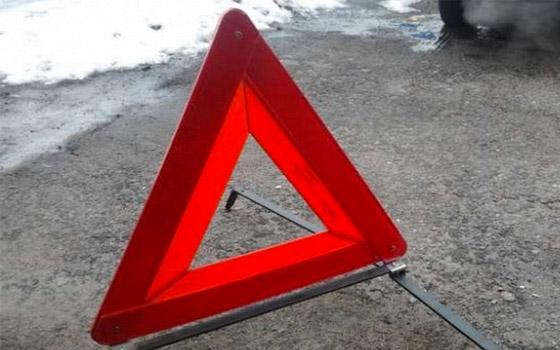 Набрянском участке дороги  «Украина» вавтоаварии пострадали 3 человека