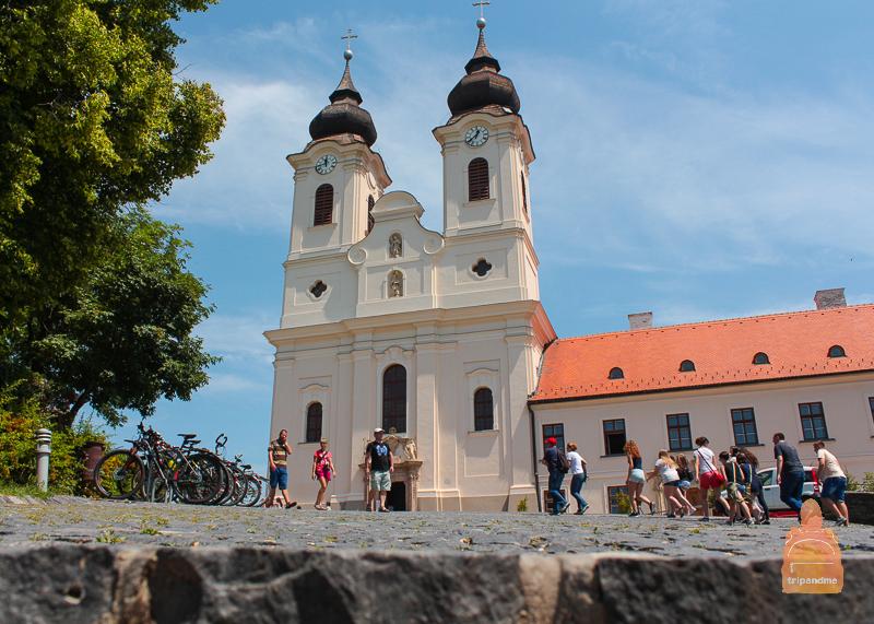 Площадь перед аббатством