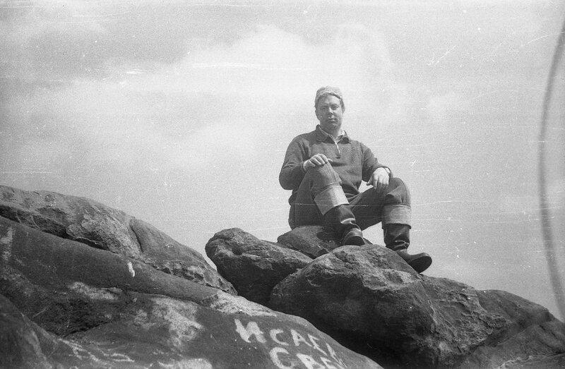 Поход на Соколиный камень, 80-е. Северские палатки.