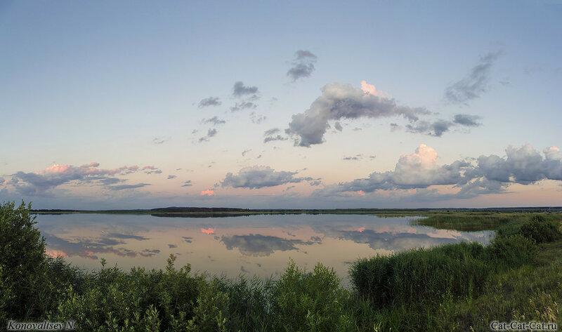 Озеро Белолебяжье