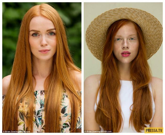Мария из Москвы (слева) и Дарья из Петербурга.