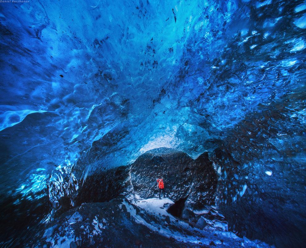 Иногда пещеры не так красивы...