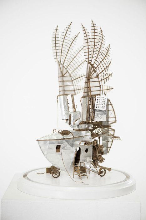 Модели, вдохновленные эстетикой викторианской эпохи. Дизайнер из Голландии Йерун ван Кестерен (J