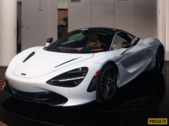 Автомобиль способен набирать скорость до 212 миль в час, а до сотни может разогнаться за рекордные 2