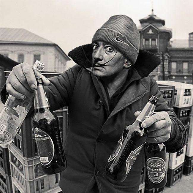 Секретная жизнь Сальвадора Дали в СССР (12 фото)