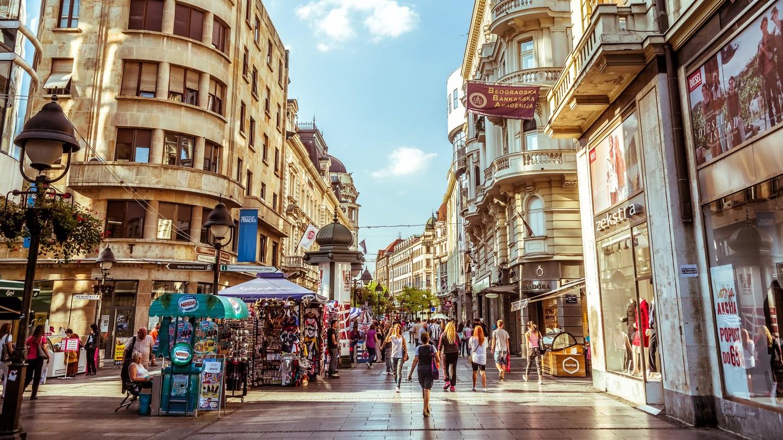 Столица Сербии отличается гостеприимством и особой атмосферой; это активный, интересный город со мно