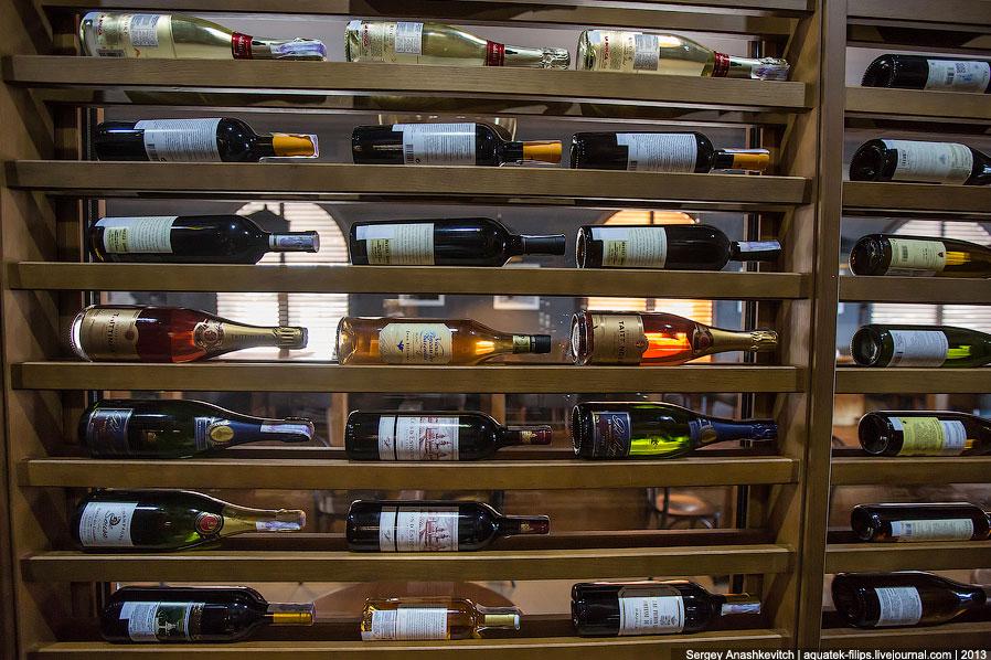 Все эти условия позволяют винам храниться в идеальных для сохранения своих качеств условиях, чт
