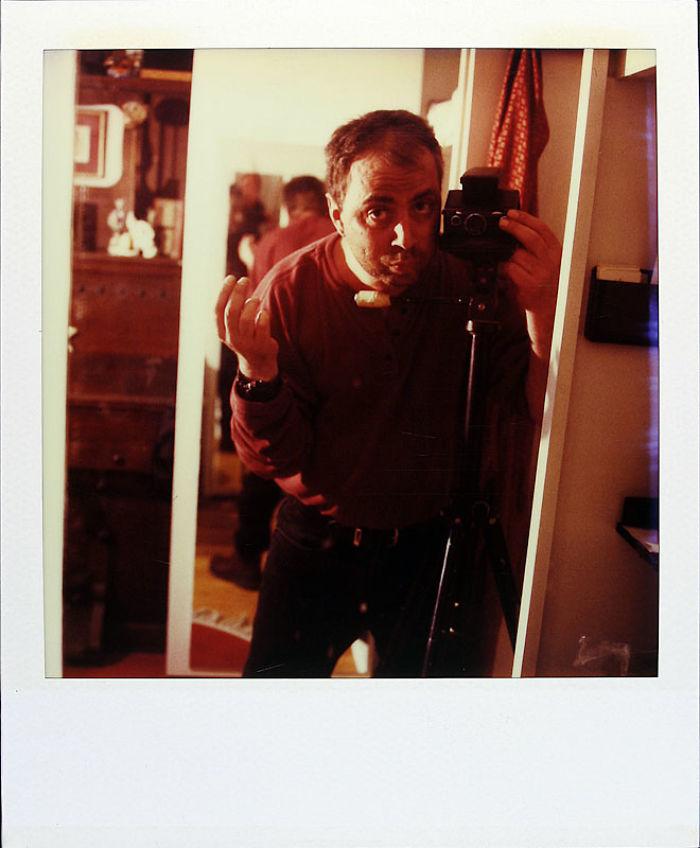 2 июня 1997 года: автопортрет.