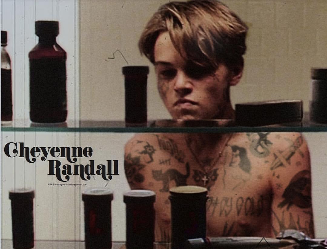 Лео Ди Каприо: молод и прекрасен.