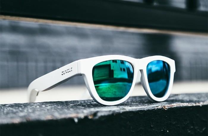 Супер модные очки-наушники. Очки Zungle Panther только на первый взгляд выглядят, как самые обыкнове