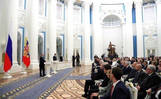 Прекрасное будущее неизбежно— Путин