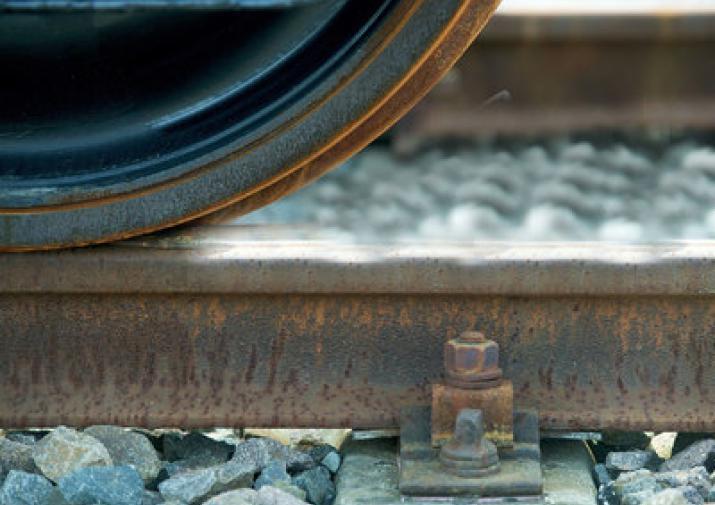ВТульской области забросали камнями пассажирский поезд