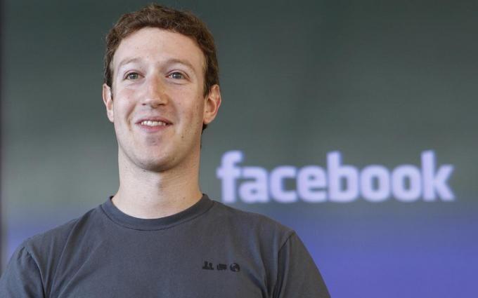 Основатель социальная сеть Facebook Цукерберг будет отцом во 2-ой раз
