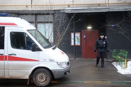 Вквартире вцентре столицы найдены трупы 3-х мужчин