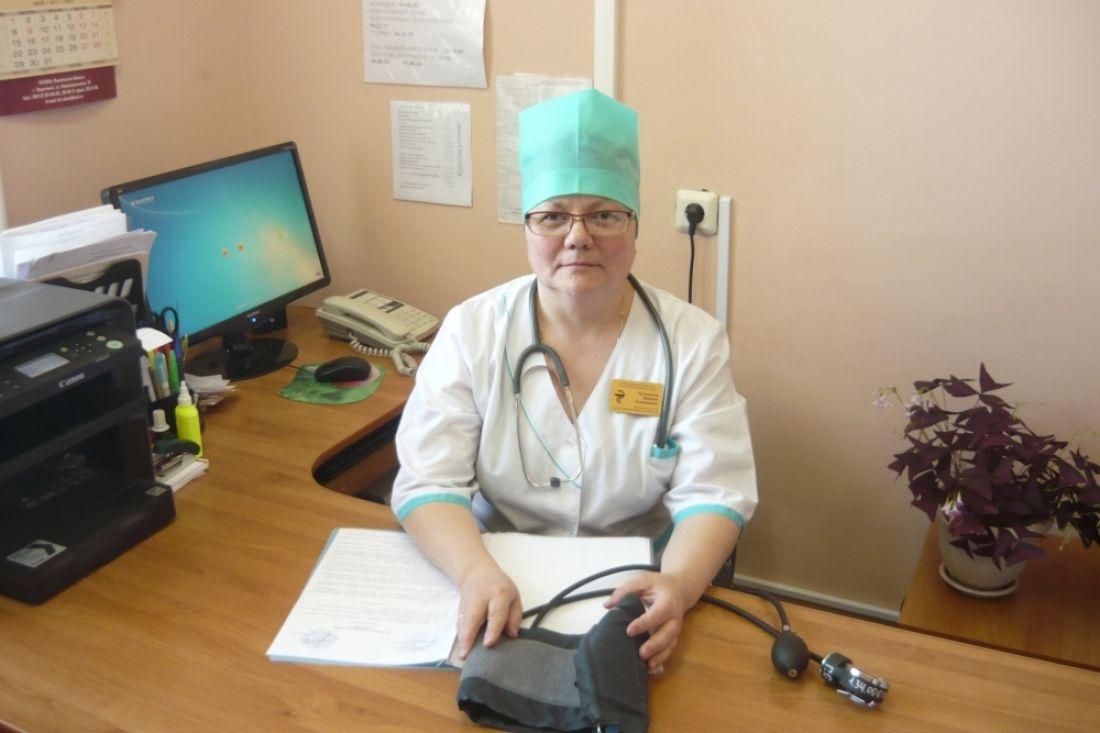 ВПензе названо имя лучшей медсестры региона