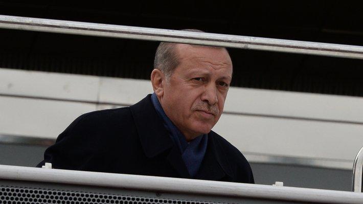 Эрдоган пригрозил «попрощаться» сЕС при отсутствии прогресса впереговорах