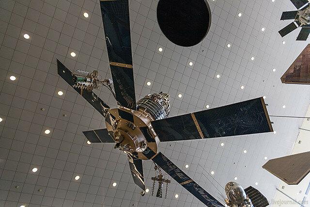 Калуга музей космонавтики