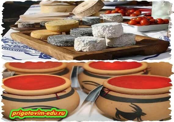 Не хлебом единым жив человек - сыром тоже