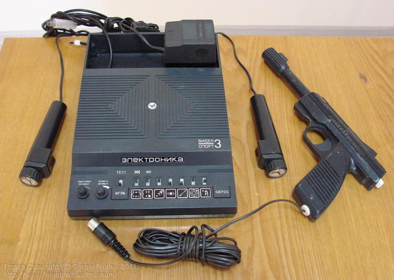 «Электроника Видеоспорт-3» — игровая приставка, 1988 год, на тот момент она стоила 115 рублей, не каждый мог позволить