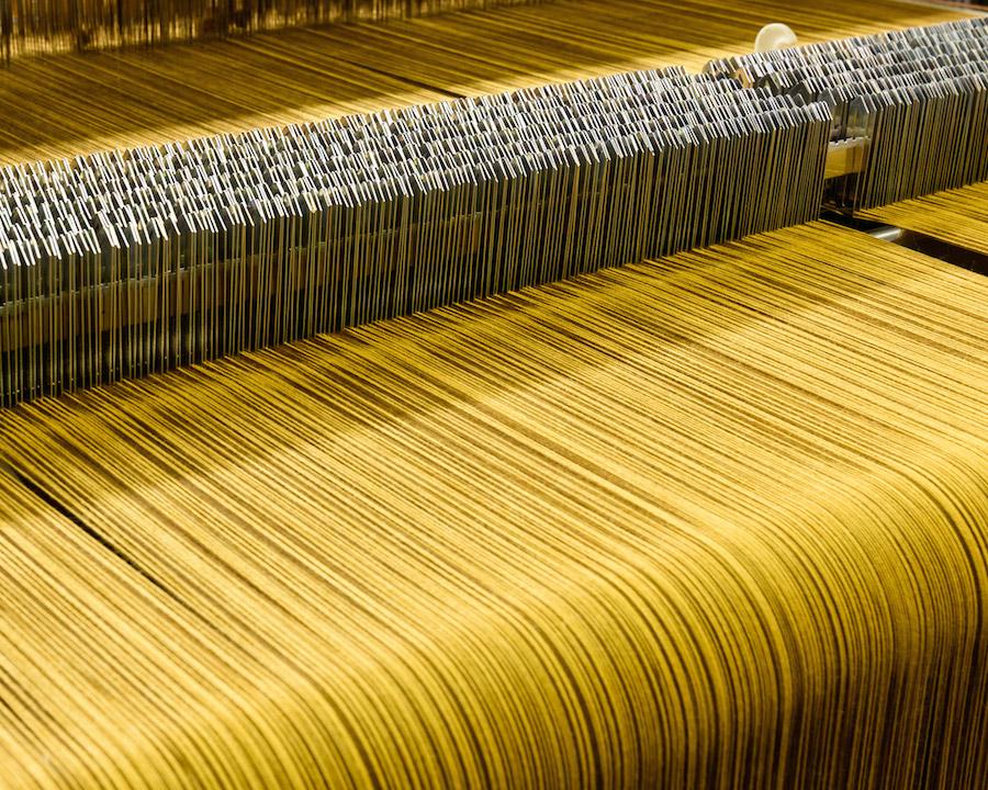 Fascinating Photographs of Kvadrat Factory