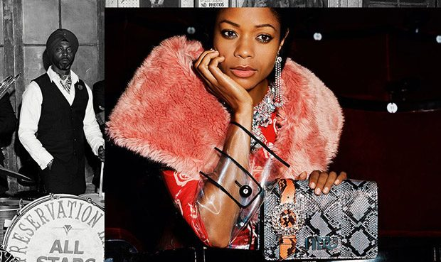 Preservation Hall & Other Stories: Miu Miu FW17 by Alasdair McLellan (25 pics)