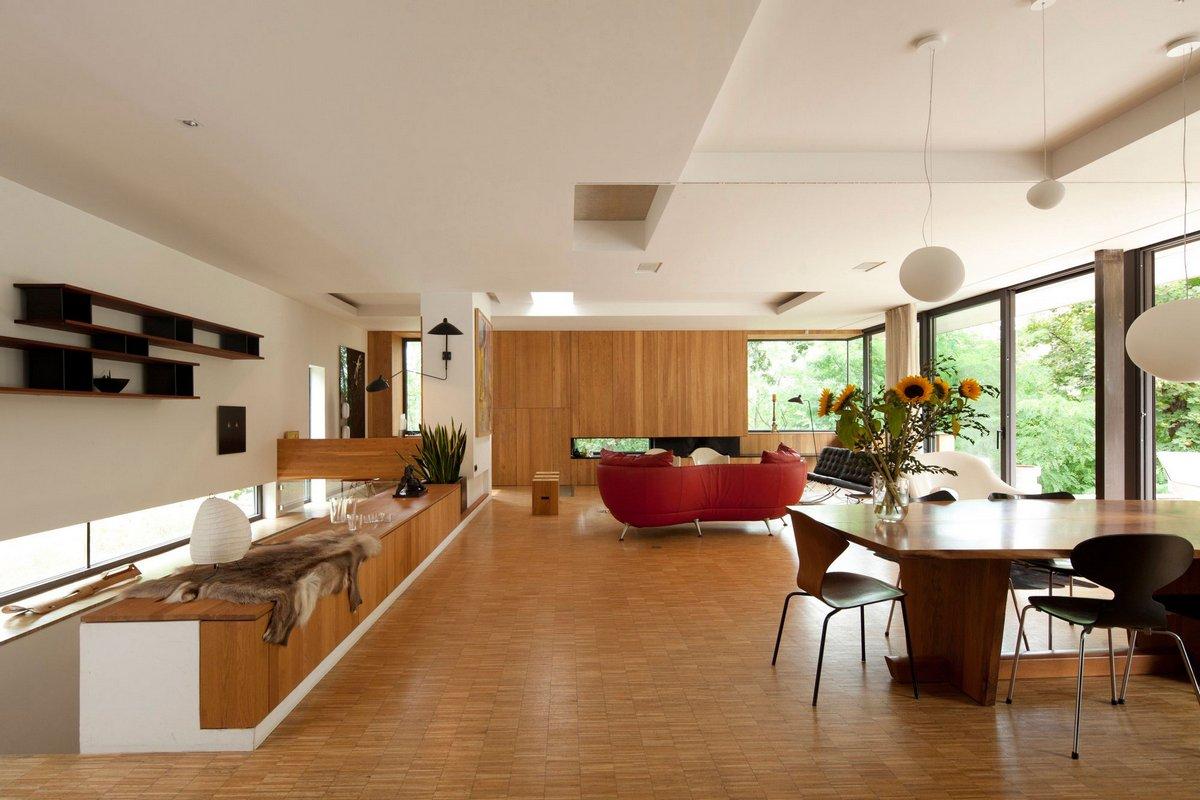 гостиная шикарного особняка во Франции