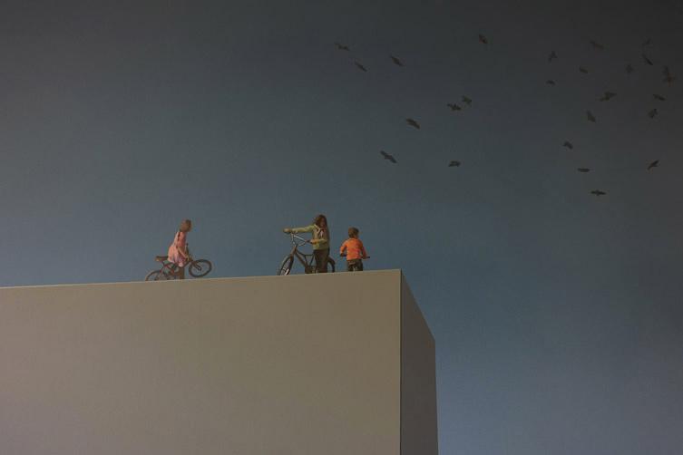 Surreal Artworks by Mehdi Ghadyanloo