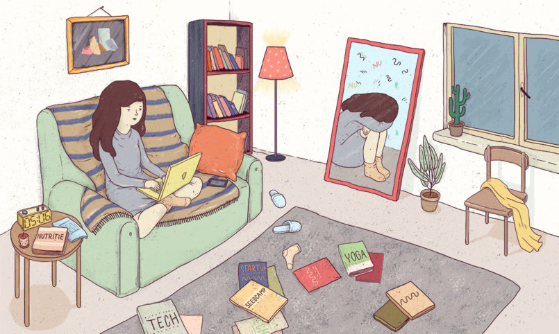 Illustrations by Cami Dobrin