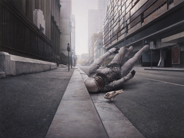 Amazing Paintings by Jeremy Geddes