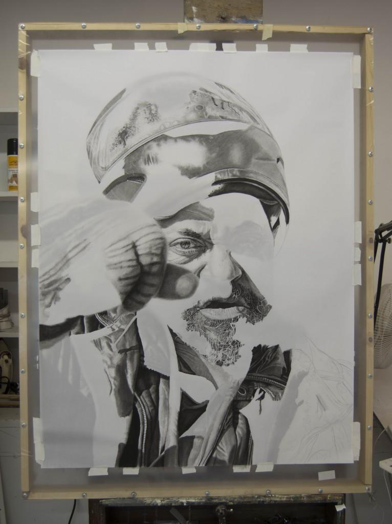 One Piece of Art 2: Joel Daniel Phillips