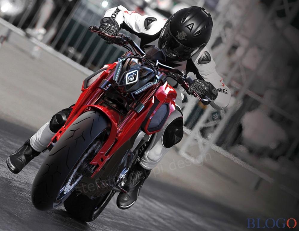 Стефано Чеппи: Концепт мотоцикла MV Agusta Brutale Z 4312