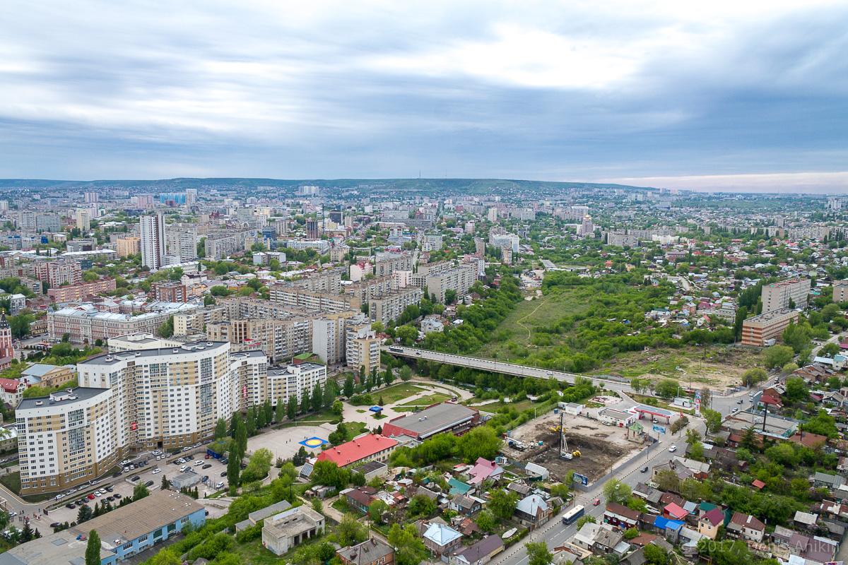 Вид на Саратов с Volga Sky фото 2