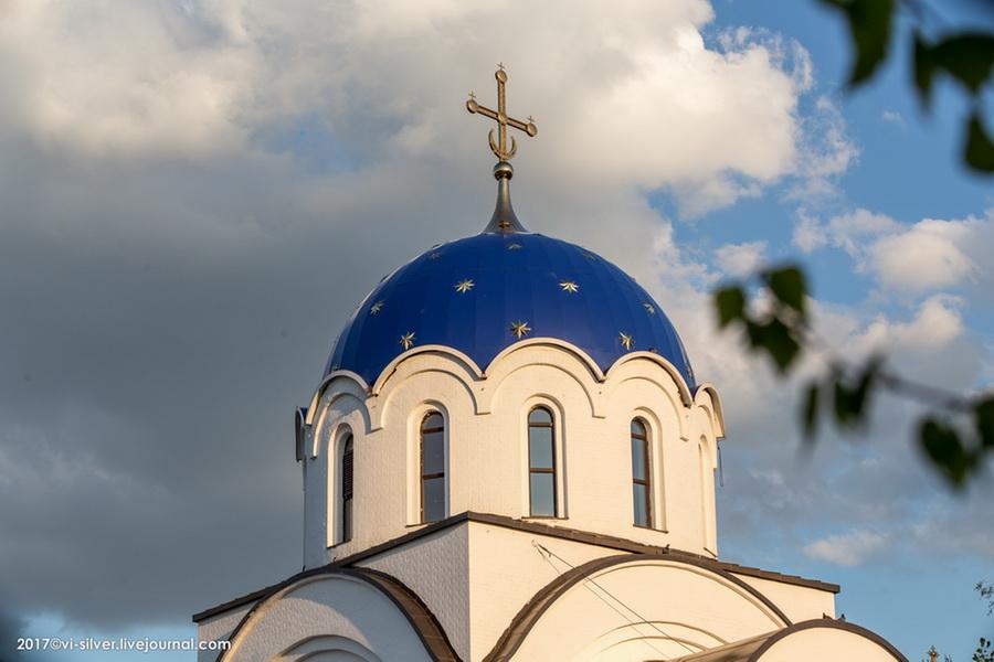 Подворье женского монастыря во имя иконы Божией Матери Всецарица