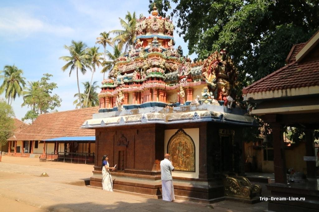 Храм Джанардана Свами