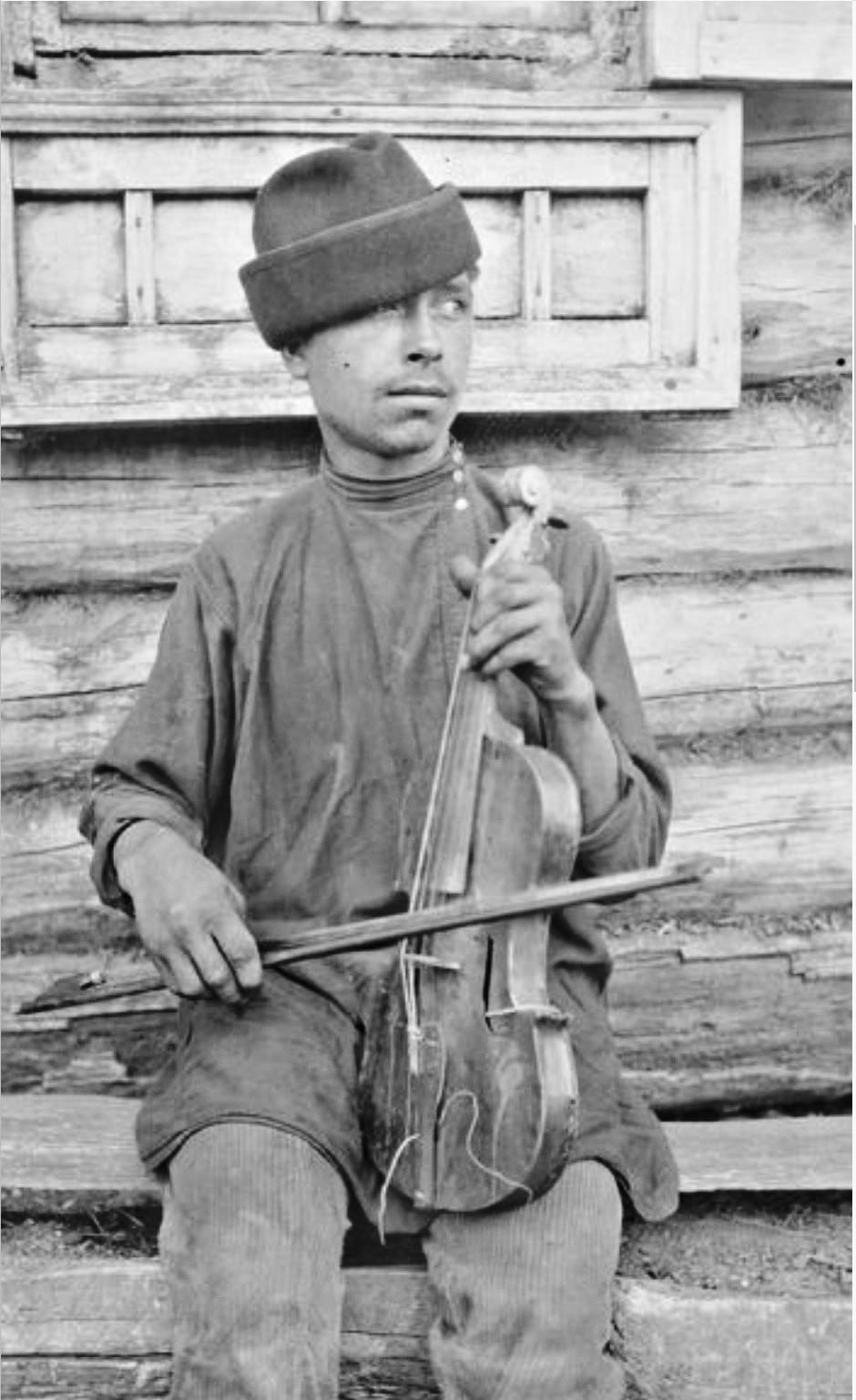 Скрипач Прохор