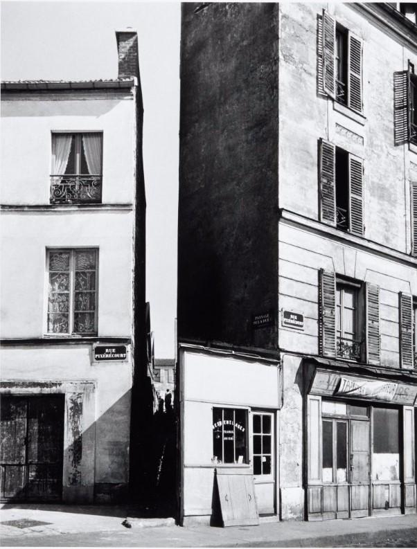 1948. Рю Дюе. Париж