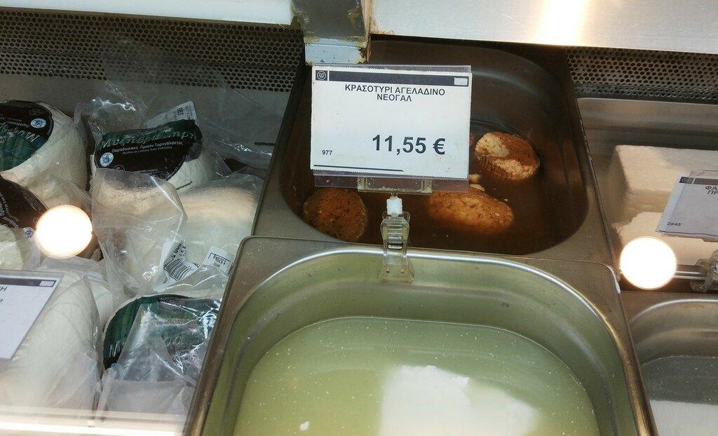 Опять и снова :)... Про сыр!