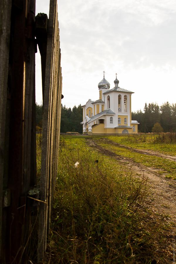 alexbelykh.ru, Храм святителя Николая