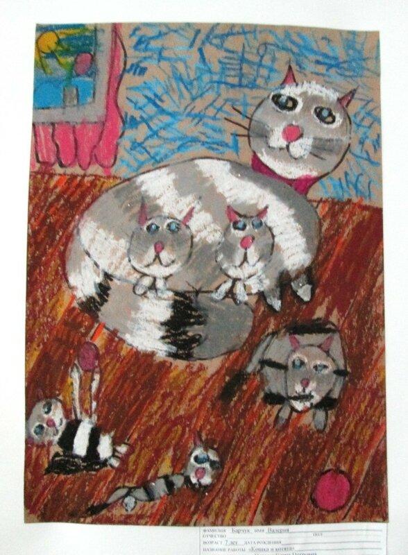 цдт, детские рисункм