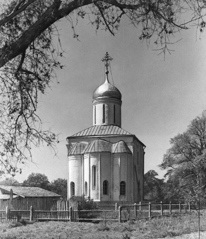 Успенский собор, Звенигород, 1960-е