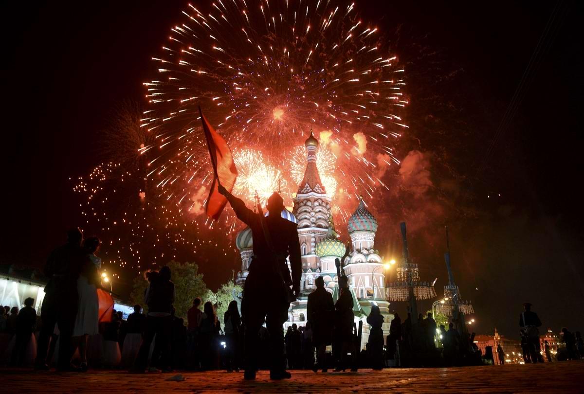 9 Мая День Победы Парад