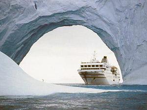В круизе к Антарктиде