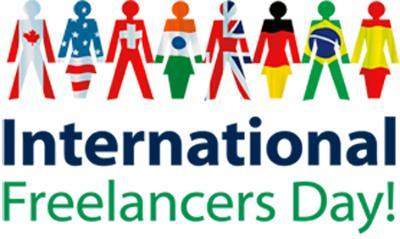 14 мая - День фрилансера. Поздравляем