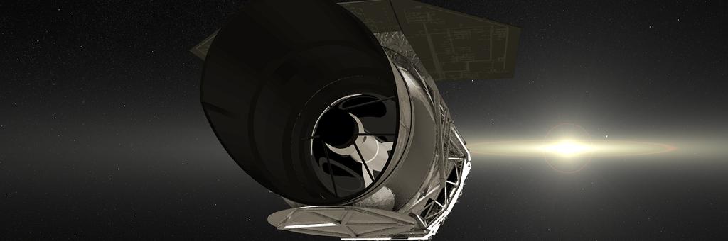 NASA приступило к раздаче контрактов по проекту телескопа WFIRST