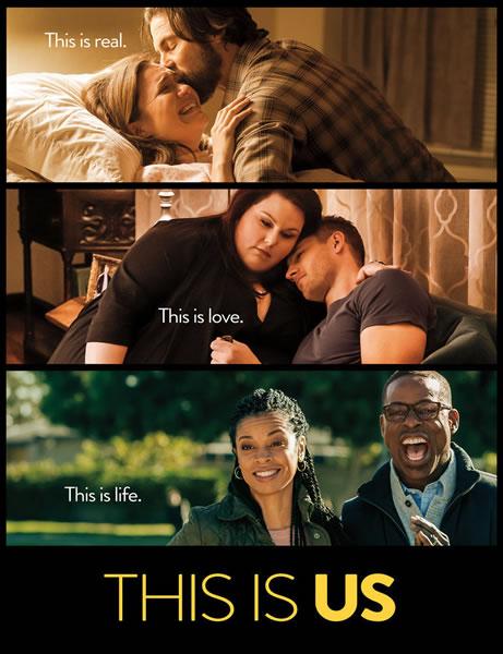 Это мы (1 сезон: 1-18 серии из 18) / This Is Us / 2016-2017 / ПМ (NewStudio) / WEB-DLRip + WEB-DL (720p)