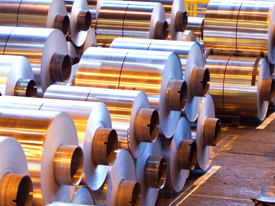 США начали расследование, которое грозит ограничениями наимпорт алюминия