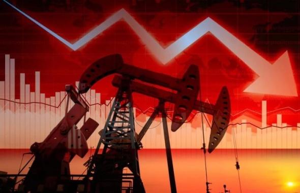 Цена нефти растёт наданных о уменьшении  запасов вСША