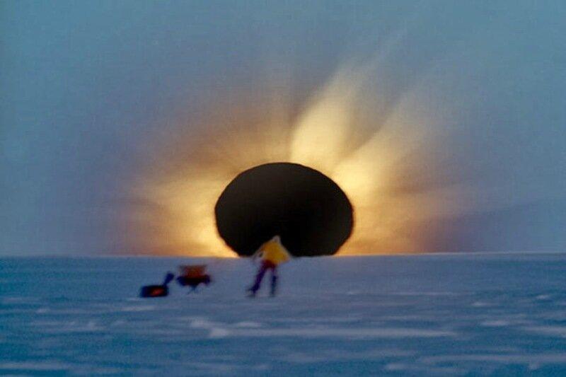 Какая польза от солнечного затмения